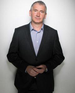 Jonathan Stokes drama based business training front shot